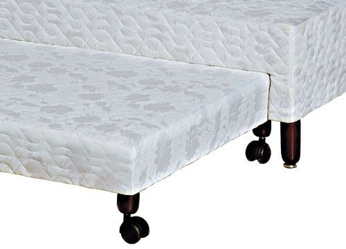 Bicama Box Paropas Sleeping Tecido White