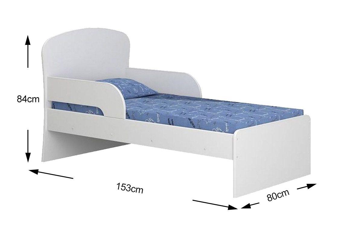 Mini cama infantil multim veis com grades de prote o 6070 - Medidas camas infantiles ...
