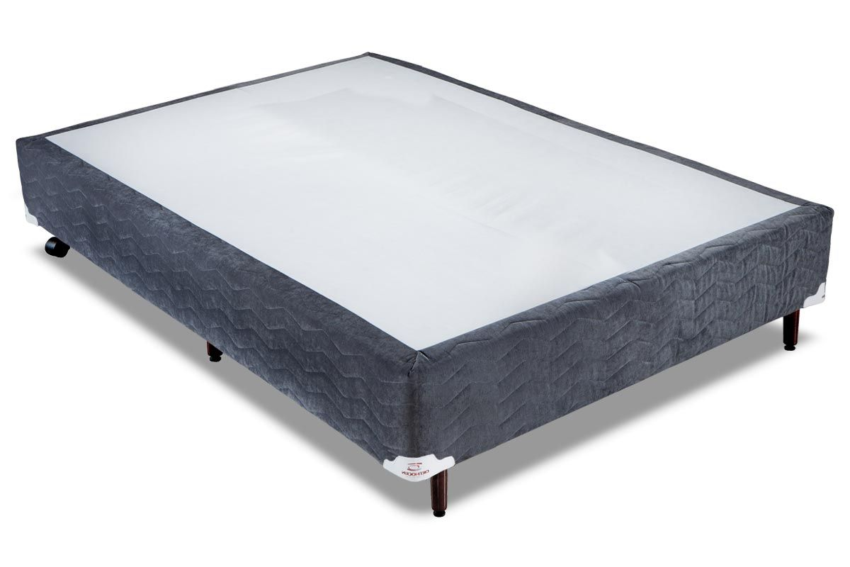 Cama Box Orthocrin Sommier Plus Chumbo