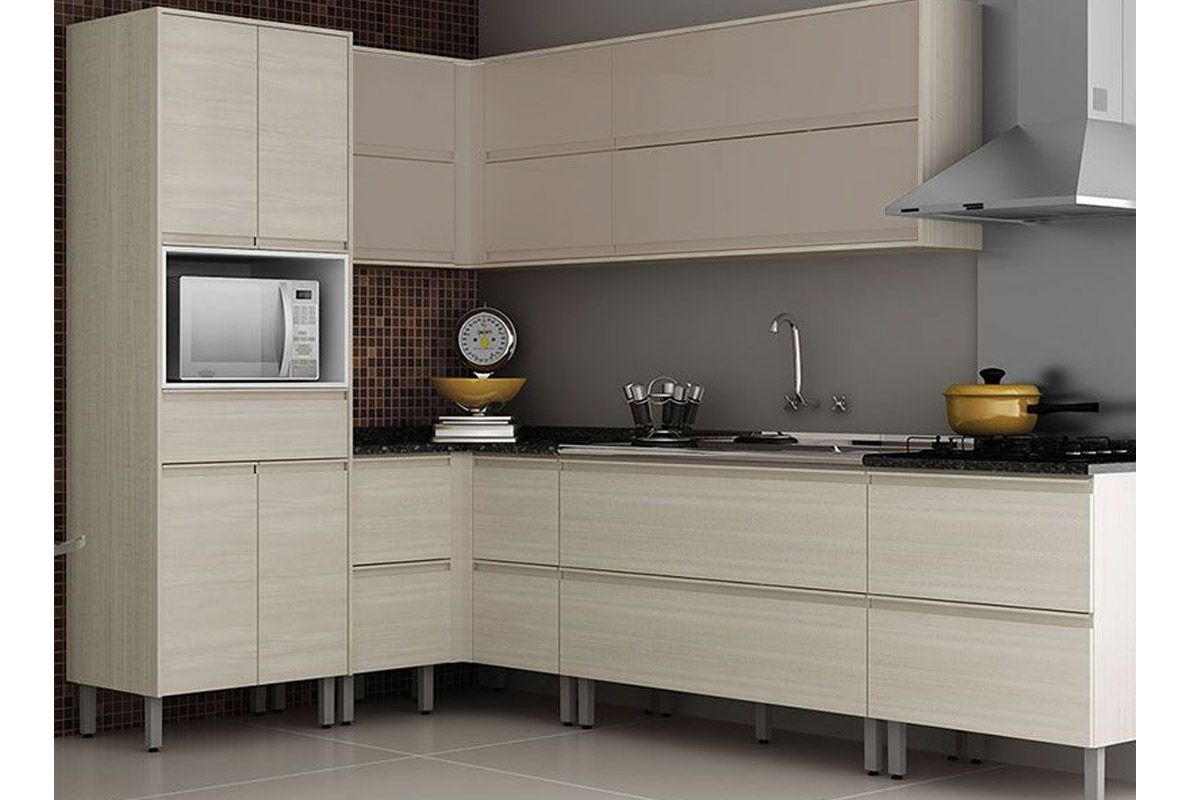 Cozinhas Completa Cozinha Completa Itatiaia Belíssima de Madeira c/ 6 #957436 1200 800