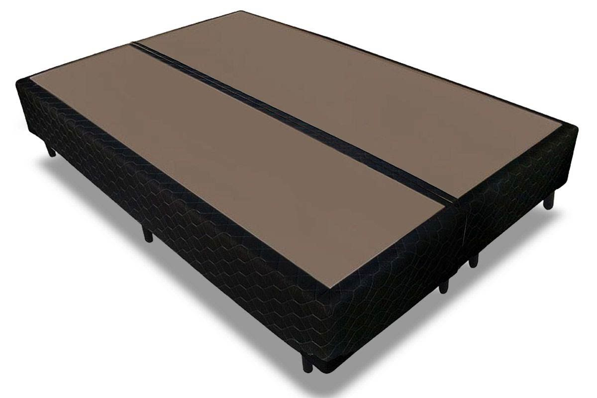 Cama Box Base Probel Tecido Black