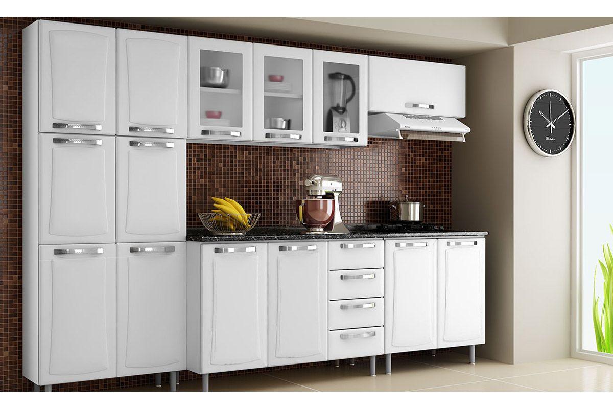 #AB8A20 ) de Cozinha Itatiaia Itanew IG2A 80 COOK 5B Aço c/ 2 Portas Para  1200x800 px Casas Bahia Armario De Cozinha Itatiaia Completo #1645 imagens