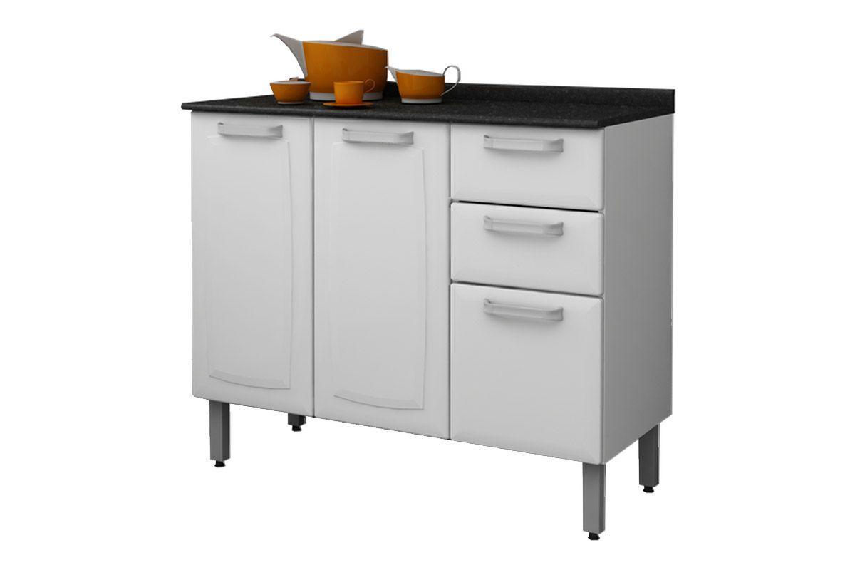Pin Gabinete Balcão De Cozinha Itatiaia Belíssima Madeira #AD4C03 1200 800