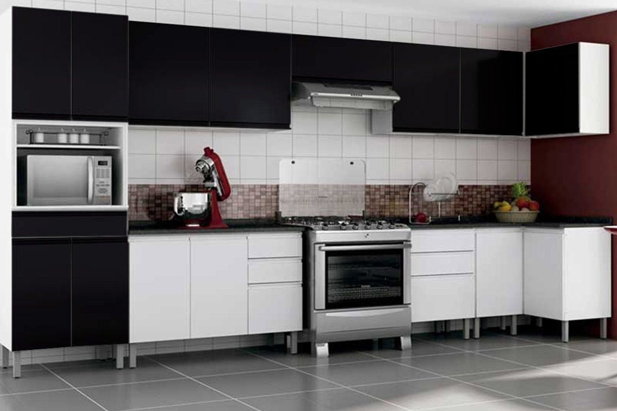 Pin Armarios De Cozinha Aco 8 on Pinterest #5D3F3B 1200 800