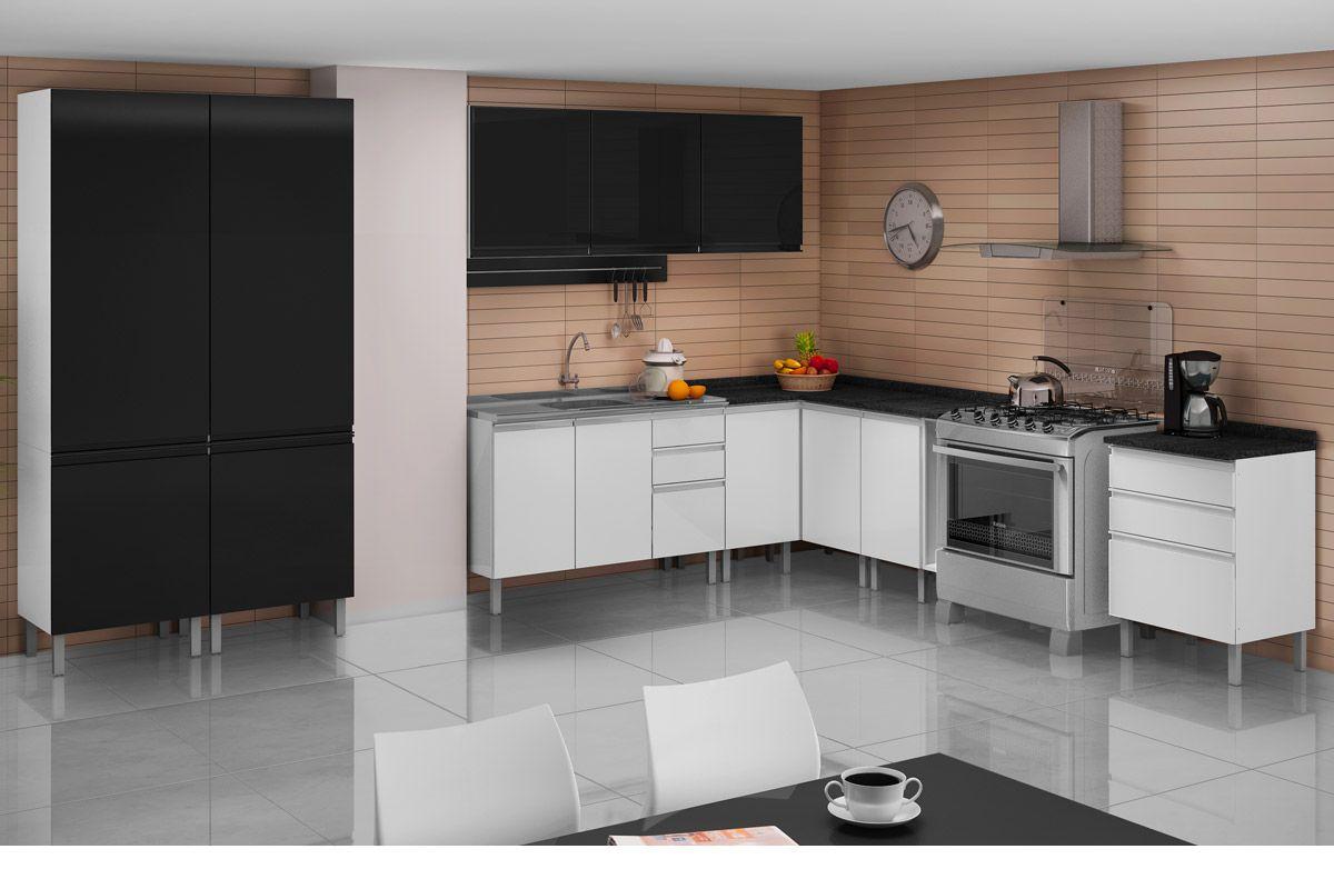 Armario De Cozinha Itatiaia Stilo Plus Oppenau Info