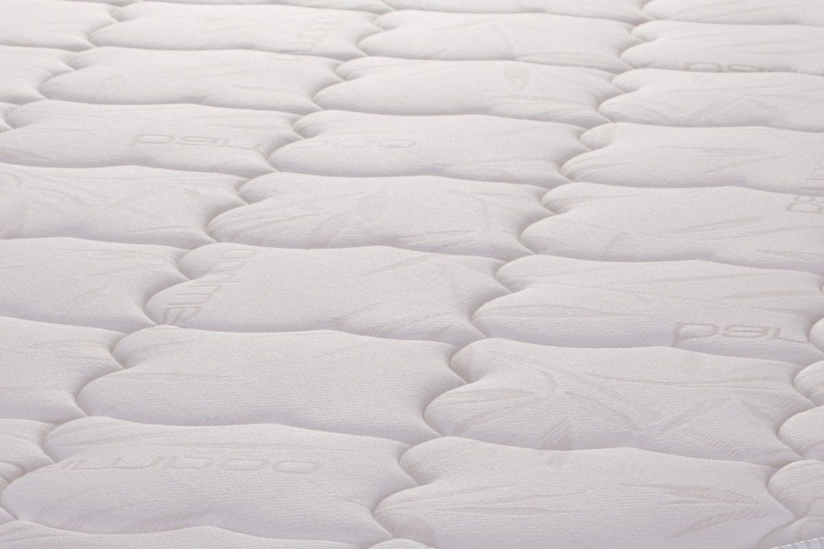 Colchão Polar de Molas Pocket Sporting Bege Euro Pillow