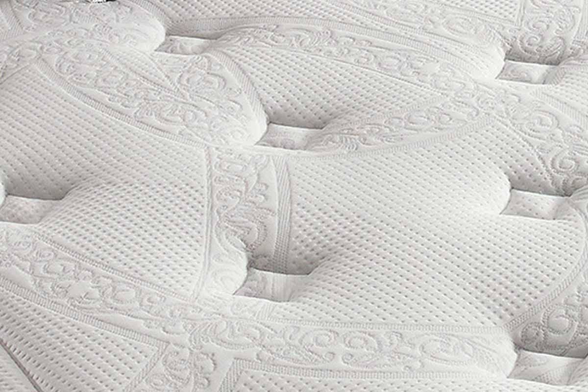 Colchão Herval de Molas Pocket Comfort Master Pillow Top One side