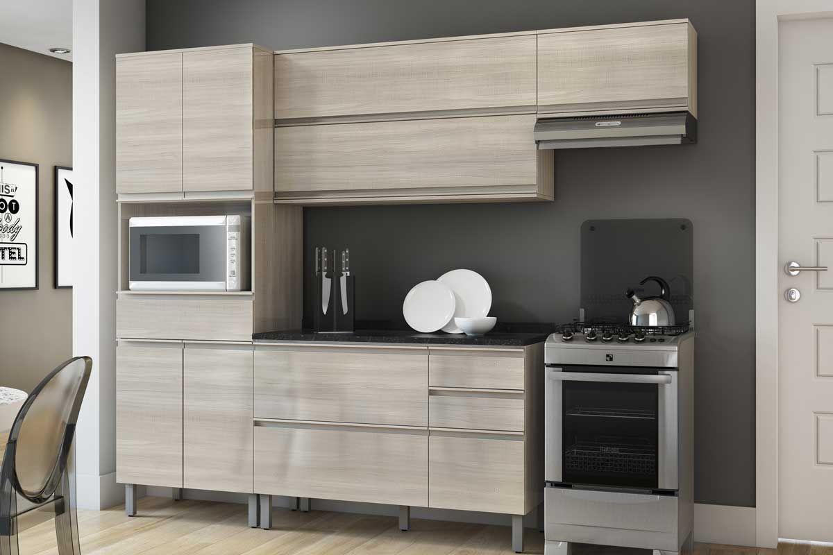 Artesanato Rede Vida ~ Armário de Cozinha Itatiaia Belíssima Plus IPH2 120