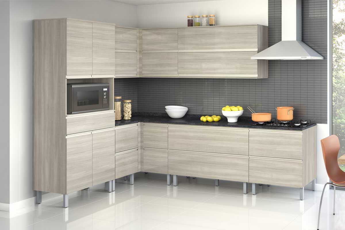 Gabinete Balc O De Cozinha Itatiaia Bel Ssima Plus Igcr Madeira