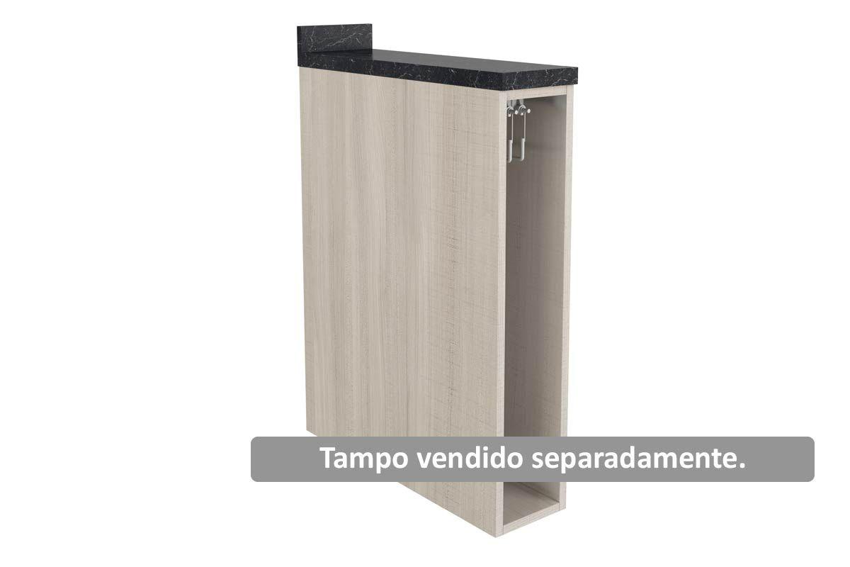 Nicho De Cozinha Itatiaia Bel Ssima Plus Ignv 15 Madeira Vertical