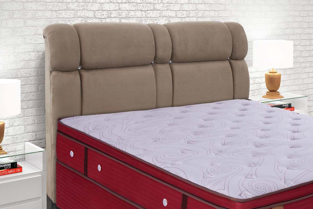 Cabeceira de cama box queen size simbal duquesa costa for Cama queen costa rica