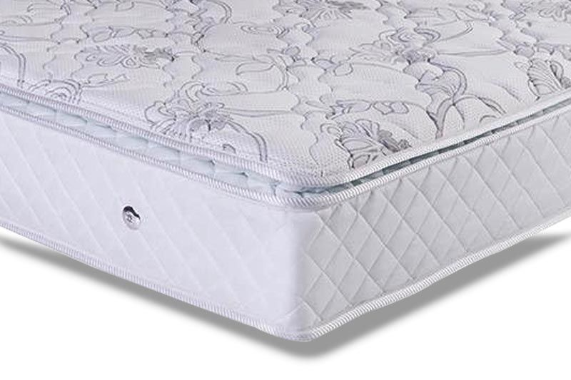 Colchão Luckspuma de Molas Bonnel Trade Pillow Top White