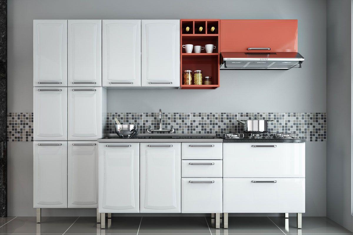 Balc O De Cozinha Itatiaia Clarice Igh1g1 80 De A O C Coocktop 5