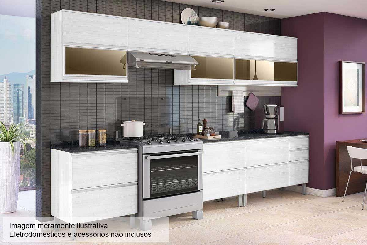 Gabinete Balc O De Cozinha Itatiaia Bel Ssima Plus Igh2 70 Madeira