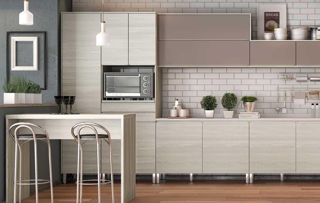 Cozinha Planejada Kappesberg Best Cozinha Modulada Completa New
