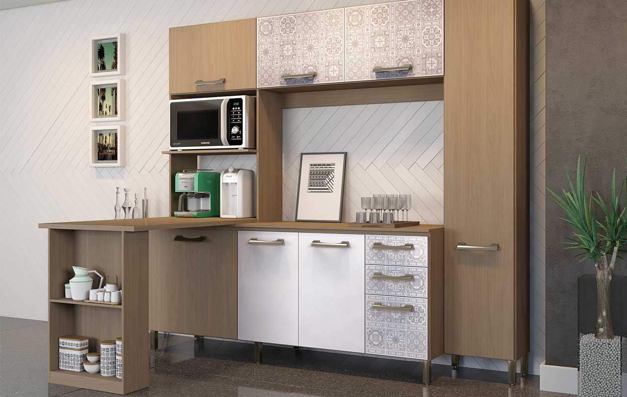 Bancada De Cozinha Kappesberg E781 P Kit Cozinha Compacta E780