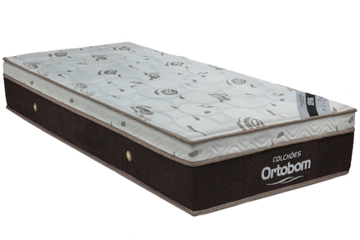 Colchão Ortobom Molas Pocket Sleep King Látex
