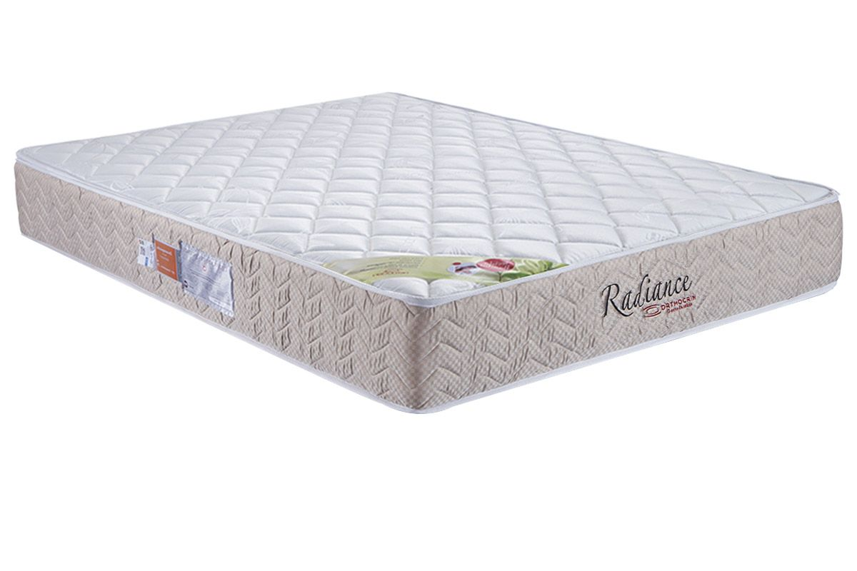 Colchão Orthocrin de Molas Pocket Radiance Square Euro Pillow