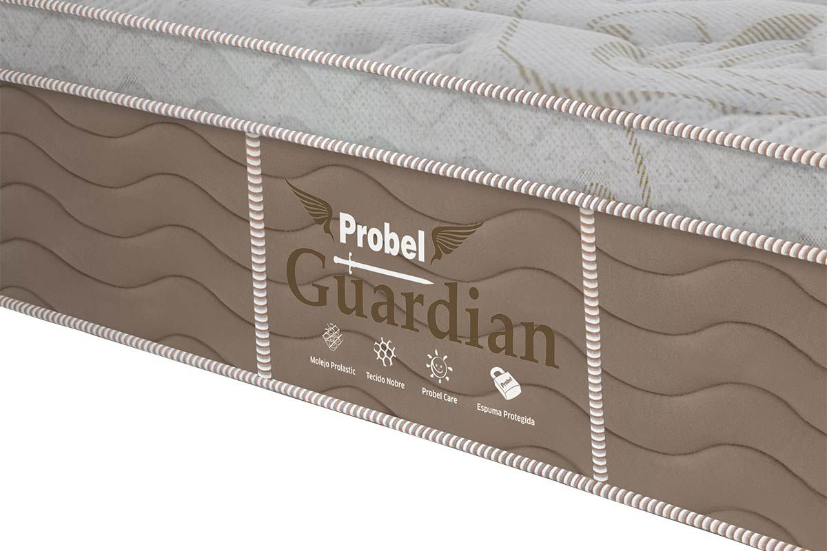 Colchão Probel de Molas Prolastic Guardian Pillow Euro