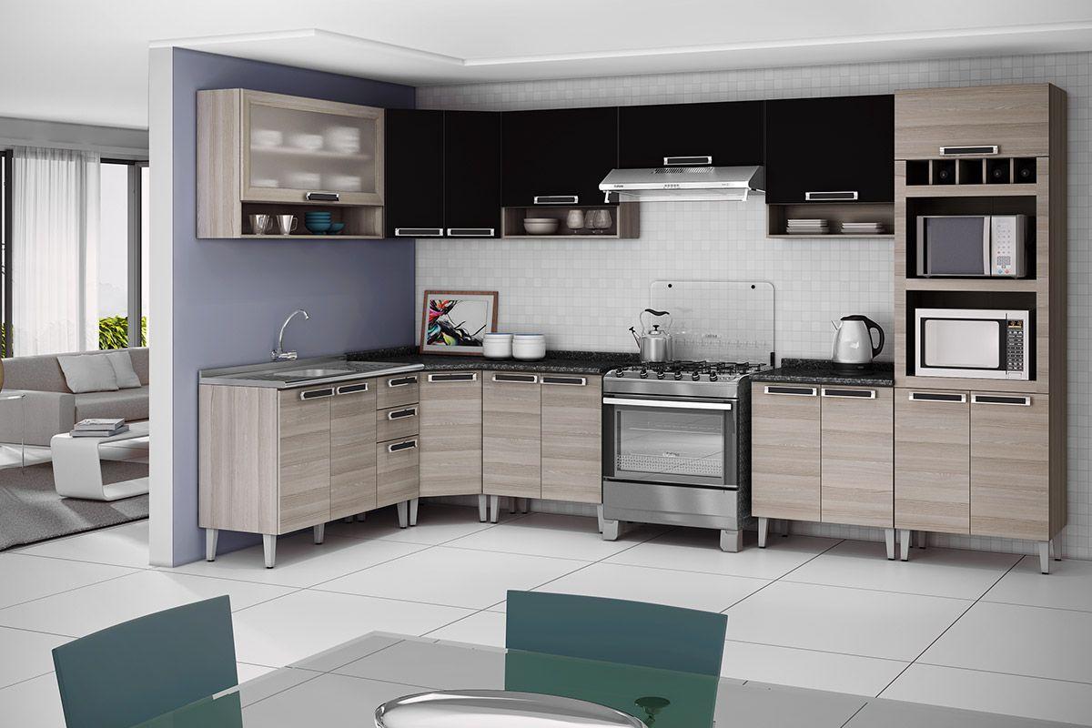 Armário de Cozinha Itatiaia Aéreo Jazz IPHANCH 70 Madeira c/ 1 Porta  #3C5951 1200x800