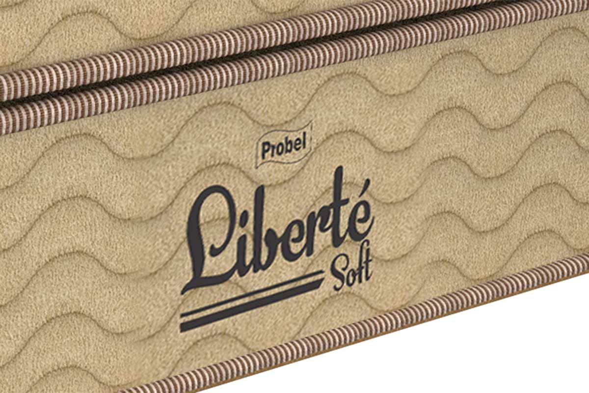 Colchão Probel de Mola Pocket Liberté Soft Pillow Euro