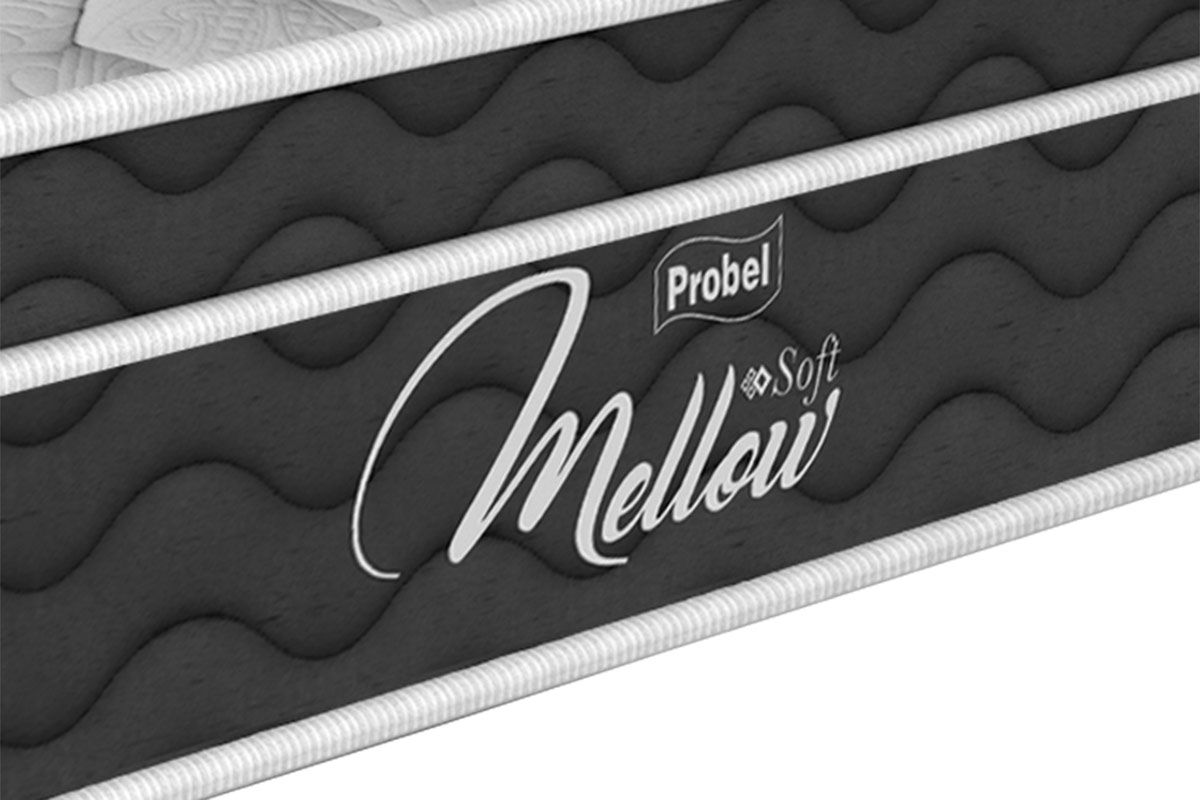 Colchão Probel de Mola Pocket Mellow Soft Pillow Euro