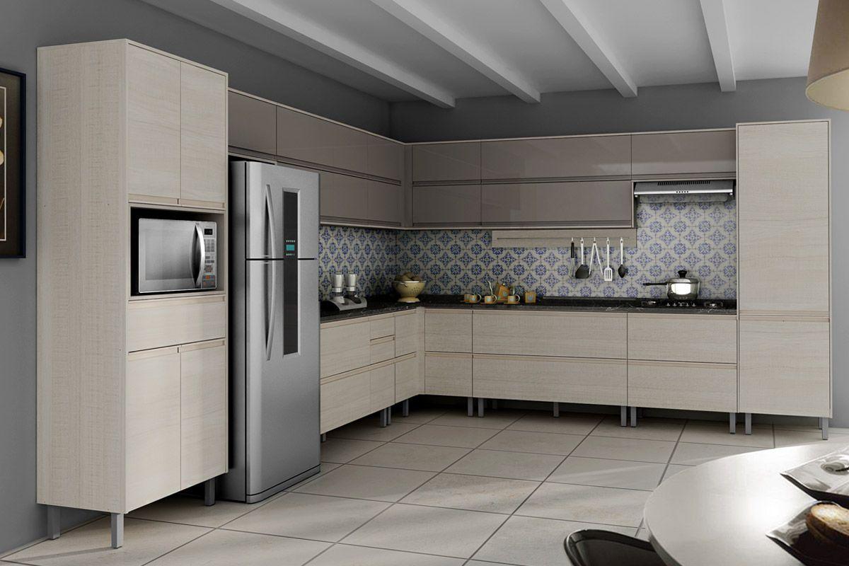Cozinha Itatiaia Jazz Completa Com Canto Oppenau Info