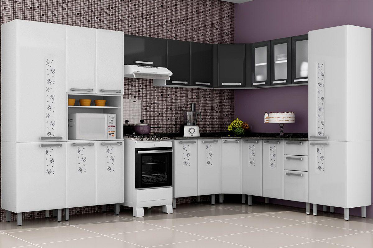 Armário de Cozinha Itatiaia Aéreo Essencial Bella/Nature IP2 70 Aço  #736039 1200 800