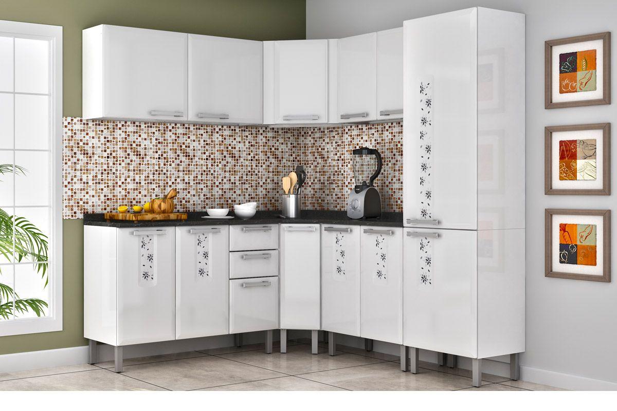 Pintura Em Armario De Cozinha De Aço : Arm?rio de cozinha itatiaia a?reo essencial bella nature