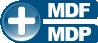 Móvel em MDF e MDP
