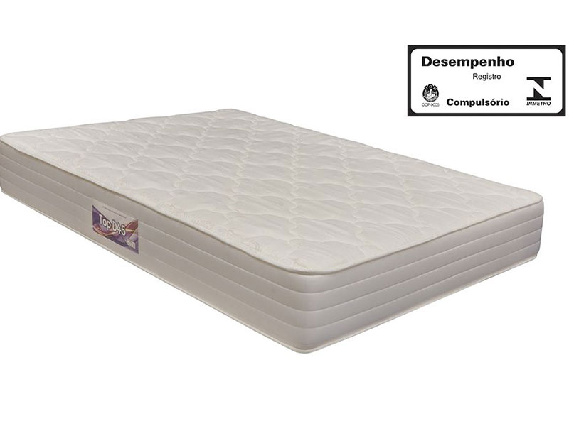 c59940ddb pillow top para colchoes casal fibras petfom - trisoft