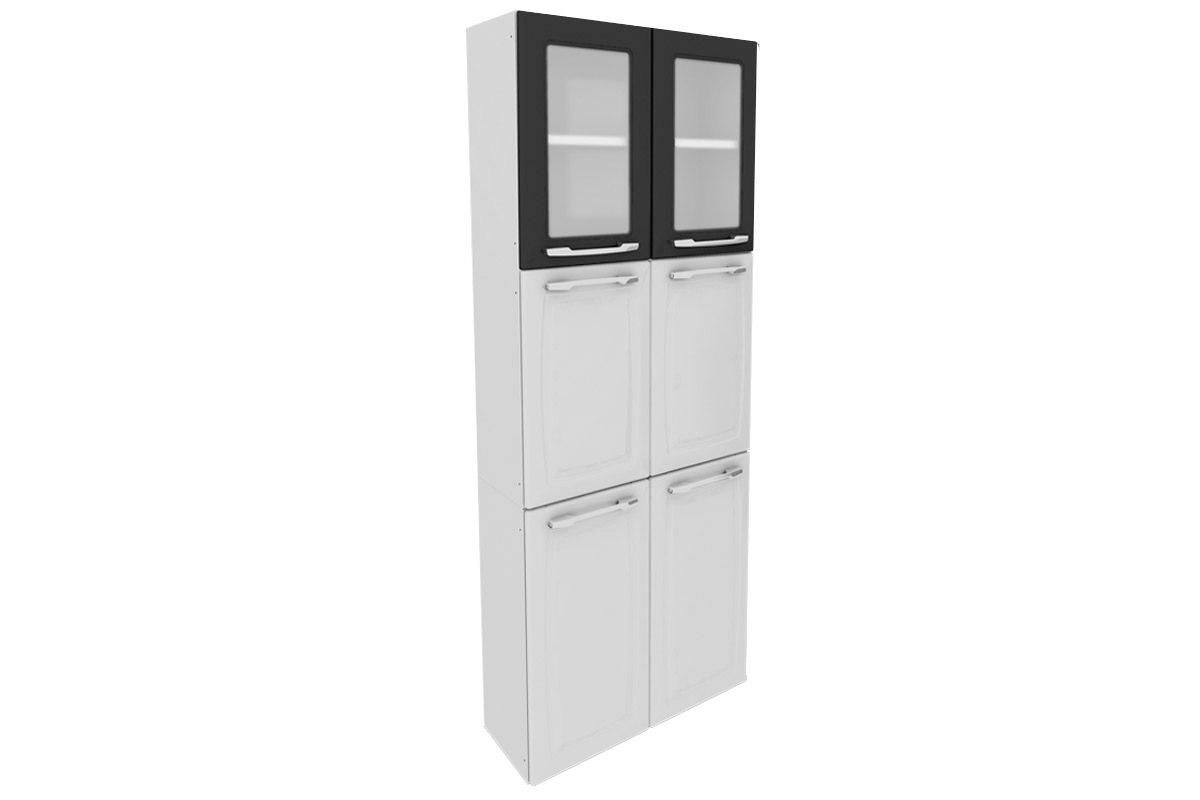 Paneleiro de Cozinha Itatiaia Criativa IPLDV 70 Aço Duplo Max c/ 6  #666666 1200 800