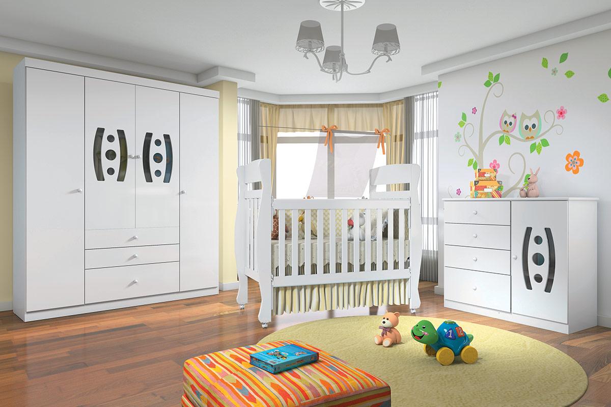 Quarto Infantil Completo Para Bebe ~ Infantis e Beb? Quarto de Beb? Quarto Infantil (Beb?) Completo