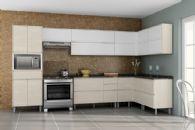 Cozinha Completa Itatiaia Belíssima de Madeira Kit 8 Peças CZ15