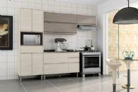Cozinha Completa Itatiaia Belíssima de Madeira Kit 4 Peças CZ06