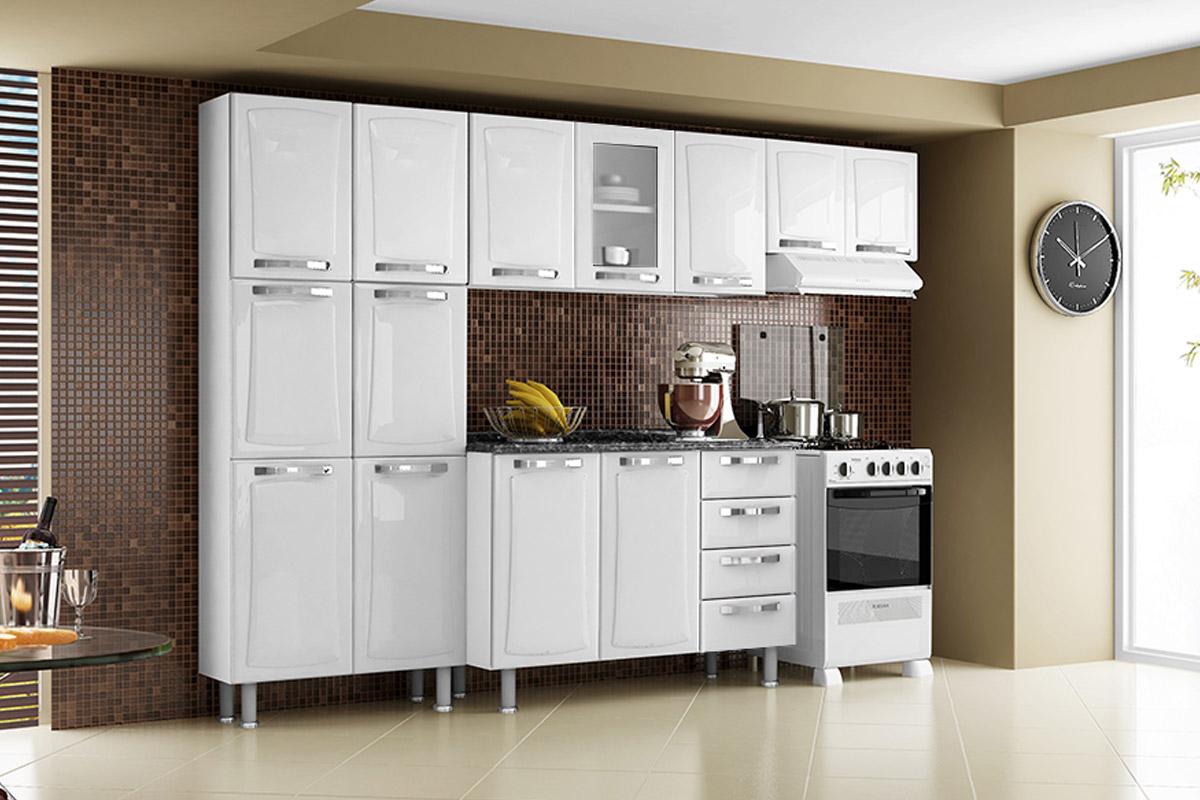 Móveis Cozinha Cozinhas Completa Cozinha Completa Itatiaia Itanew de  #A28E29 1200 800