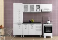 Cozinha Completa Itatiaia Essencial Nature de de Aço Kit 4 Peças CZ28