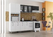 Cozinha Completa Itatiaia Essencial Nature de Aço Kit 4 Peças CZ27