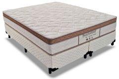 Colchão Probel de Molejo Ensacado  Pró Dormir Naturalle Premium Euro Pillow
