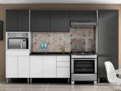 Cozinha Completa Itatiaia Stilo Plus de Aço Kit 5 Peças CZ033