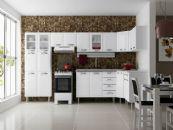 Cozinha Completa Itatiaia Premium de Aço c/ 8 Peças CZ24