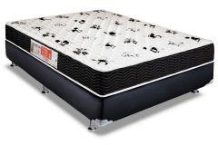 Colchão Orthoflex de Espuma D45 Comfortpedic Line Black Selado Inmetro