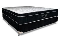 Colchão Ortobom de Molas Pocket System Black Euro Pillow