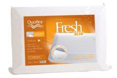 Travesseiro Duoflex Fresh Alto Espuma Aerada