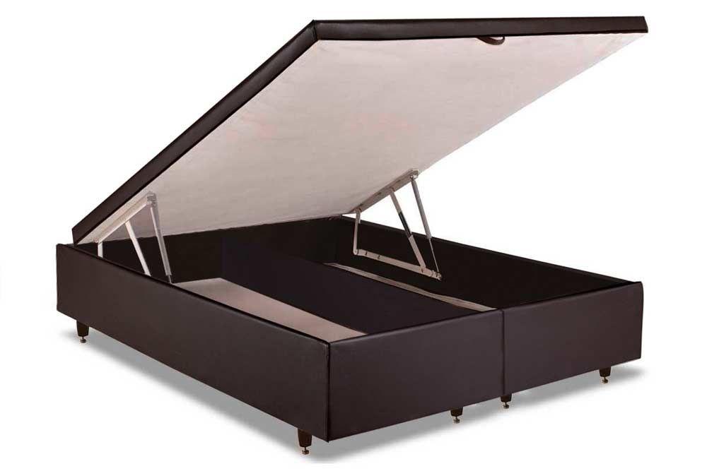 Cama box ba herval mh 1449 solteiro 0 88x1 88x0 35 for Cama queen costa rica