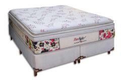 Colchão Simbal de Molas Pocket Flowers Pillow Top