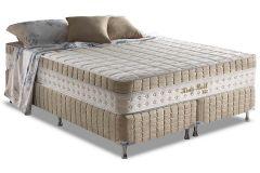Colchão Anjos de Molas Superlastic King Best Euro Pillow