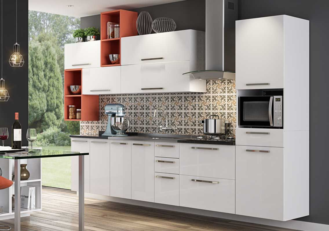 Cozinha Completa Itatiaia Dandara De A O C 9 Pe As Paneleiro 3