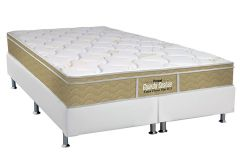 Colchão Probel de Espuma Guarda Costas Extra Firme Plus D33 Pillow Top
