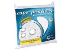 Capa Proterora Duoflex P/ Travesseiro Percal 200 Fios Impermeavel